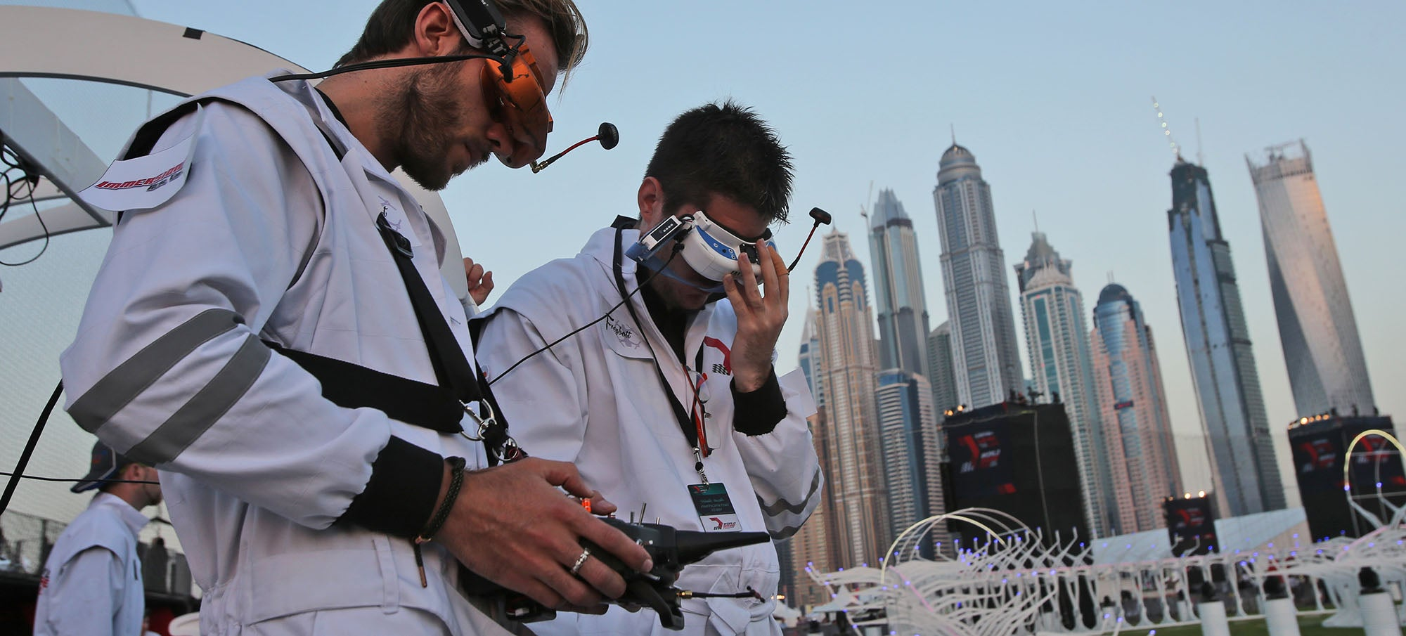 Teen Wins Dubai World Drone Prix as Country Announces 'World Future Sports' Games