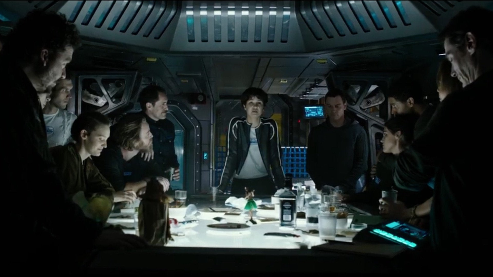 Video Shows How Alien: Covenant Is Simply Dripping With Classic Art