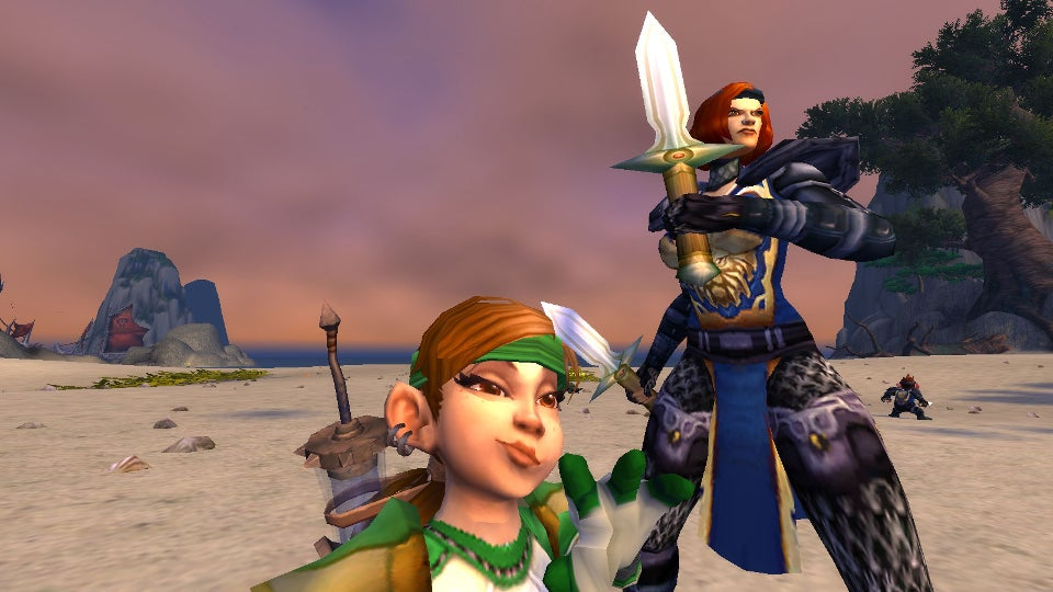 Fifteen Great World of Warcraft Selfies