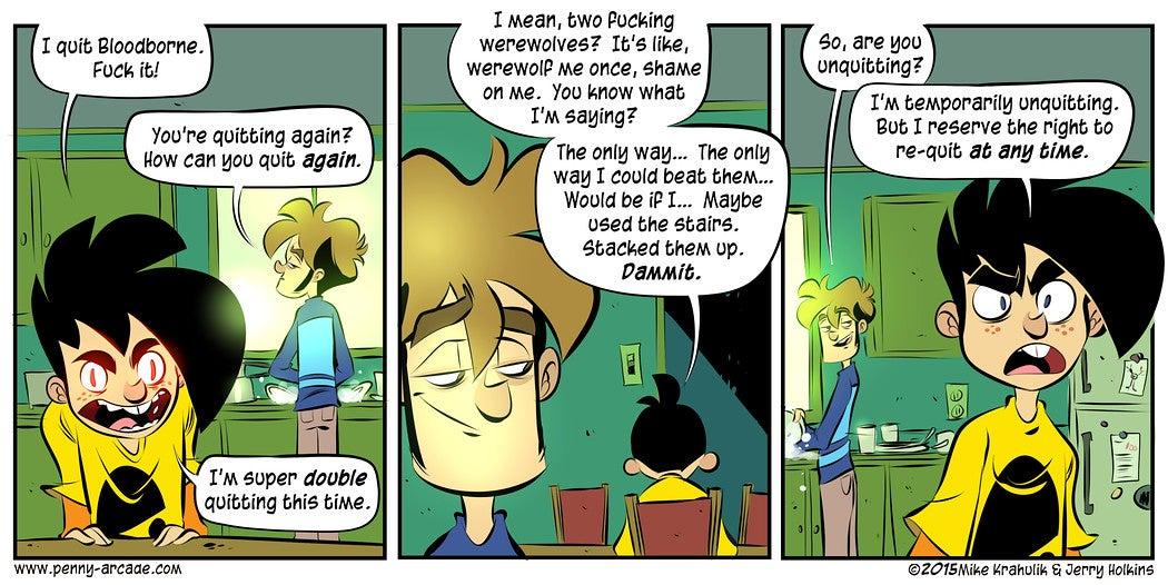 Sunday Comics: People Are So Stupid