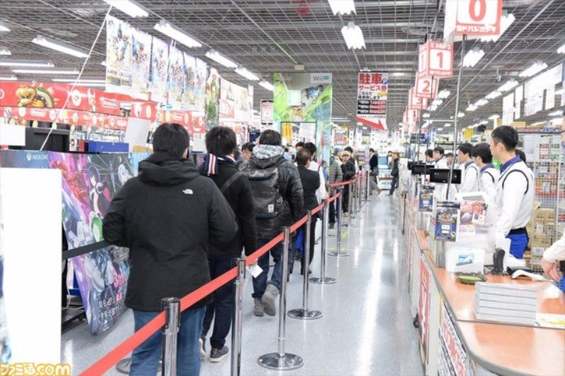 The Biggest Selling Games And Hardware Last Month In Japan