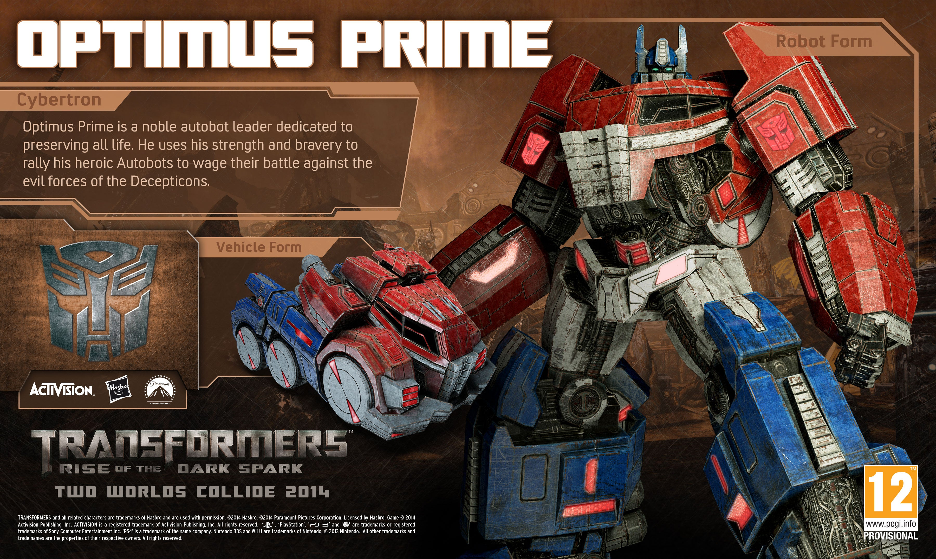 Rise Of The Dark Spark Is A Tale Of Three Optimus Primes