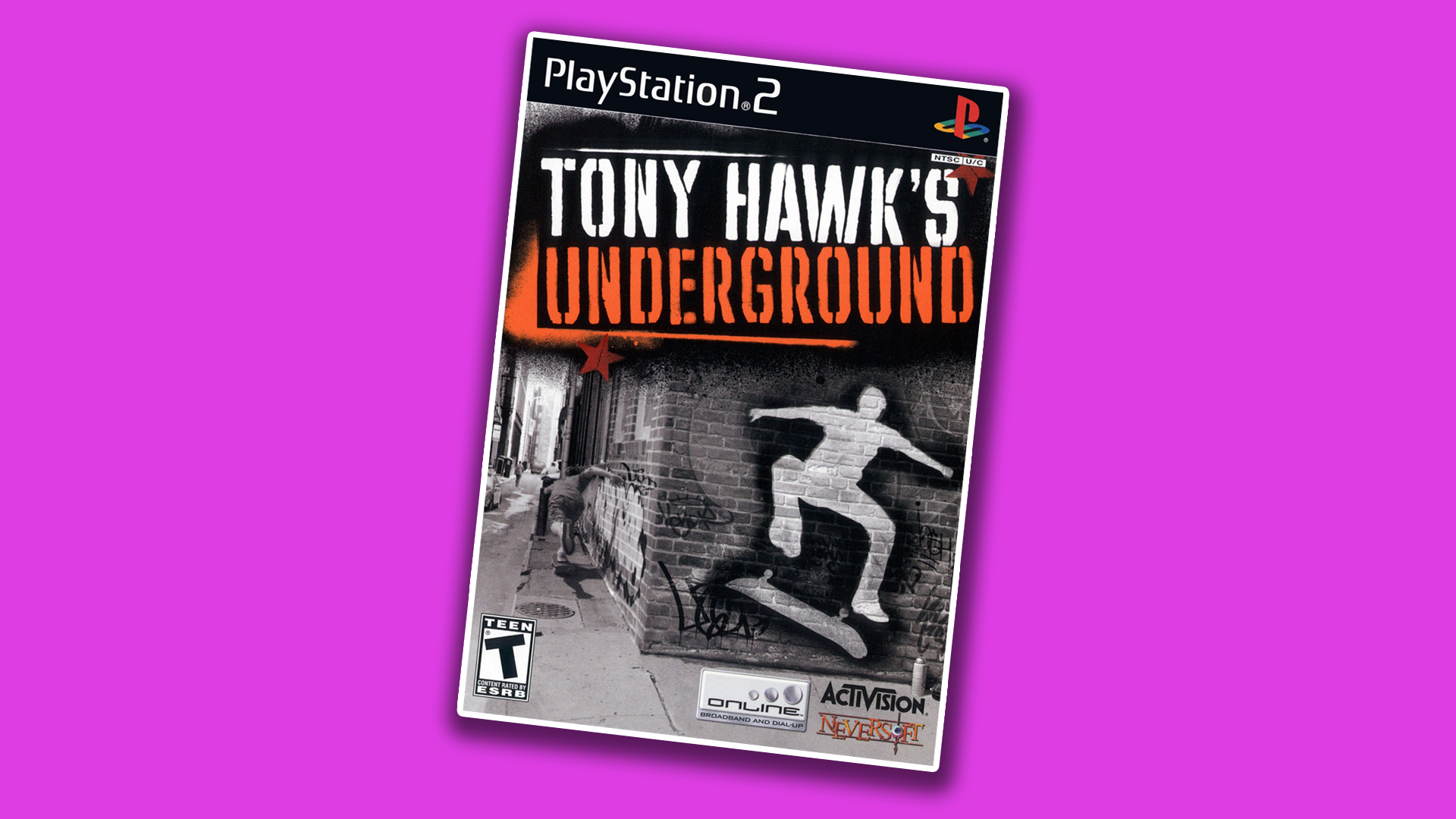 It's Time For A Tony Hawk's Underground Remake
