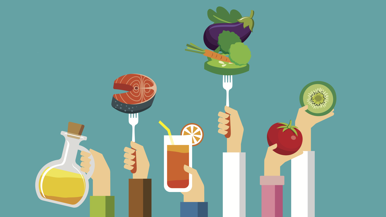 10 Simple Ways To Eat Healthier Without Thinking