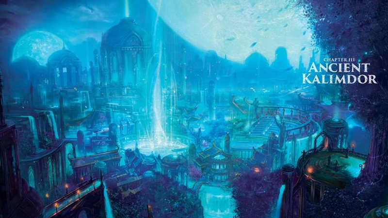 This New Warcraft Guidebook Is Jam Packed With Gorgeous Art