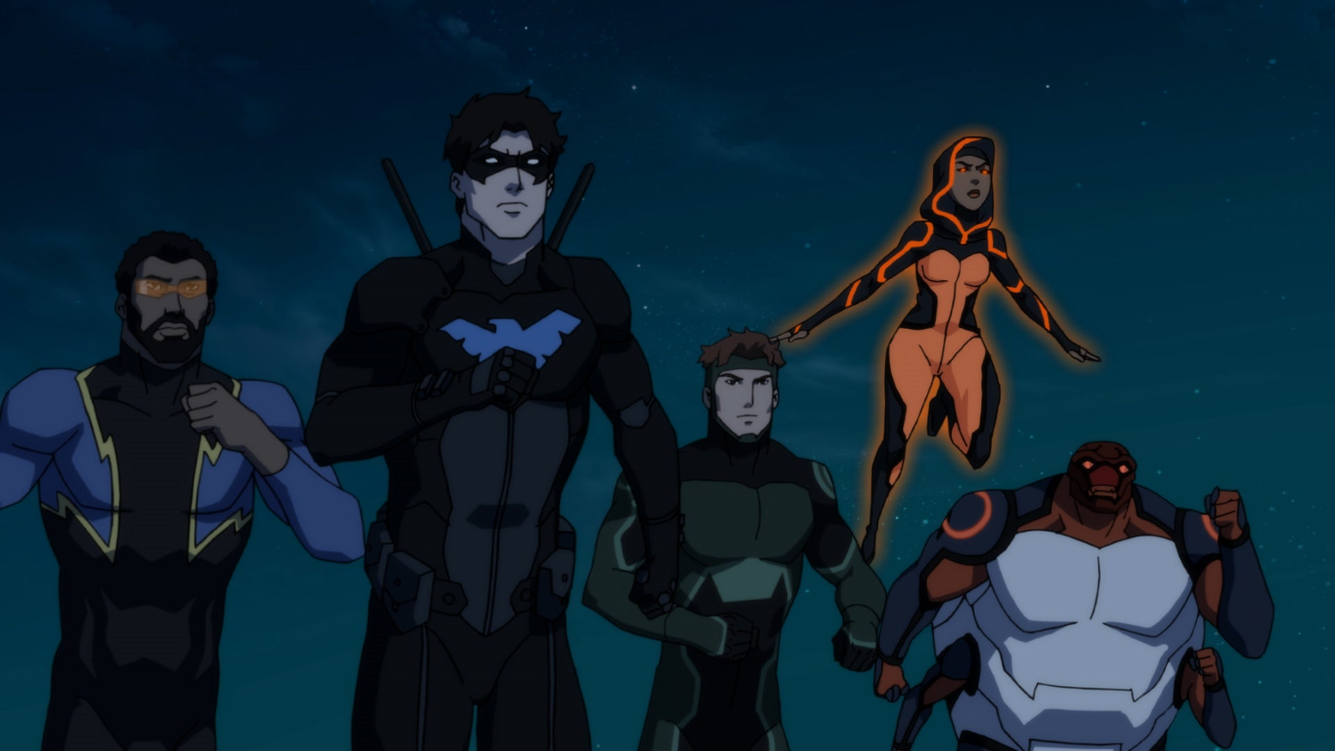 Young Justice: Outsiders Would Like To Remind You That Its Hottest Hero Is Queer