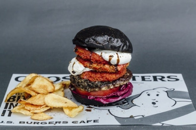Ghostbuster Hamburgers Are Just As Ridiculous As You'd Hope