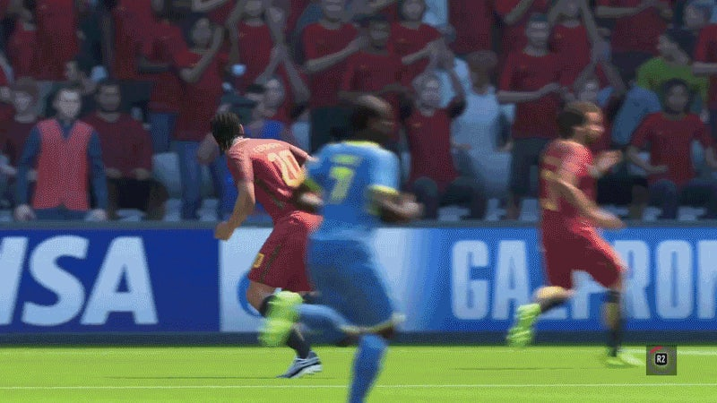 FIFA Player Suffers A Series Of Unfortunate Events