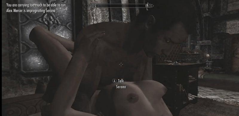 Skyrim Porn Has Gotten Millions Of Views On Pornhub