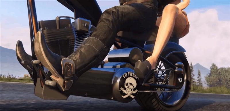 Motörhead's Lemmy Lives On In GTA V