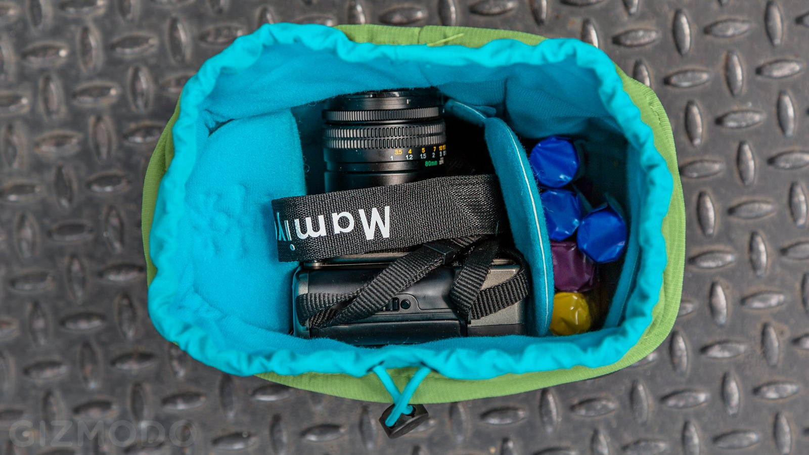 The Best Camera Bag Is One You Put Together Yourself