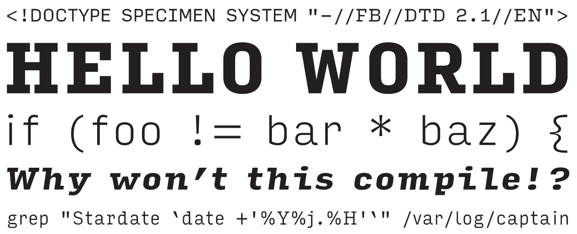 3 Clever Typefaces That Solve Every Day Problems