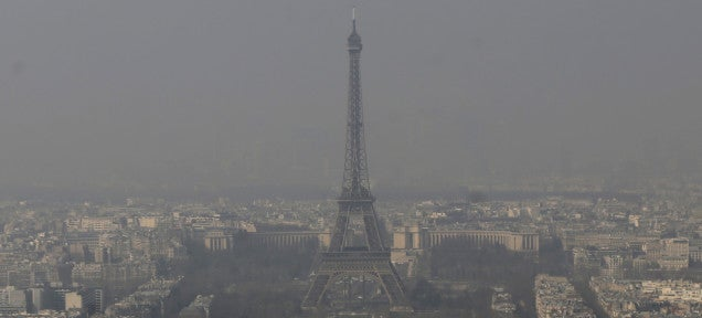 Smog is Forcing France to Rethink its Love of Diesel