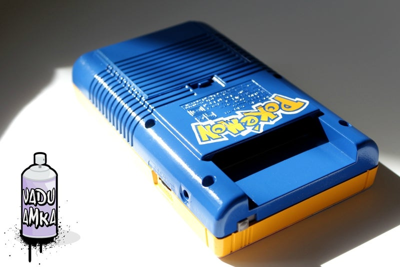 The Original Pokémon Games, Brought Together On A Single Game Boy