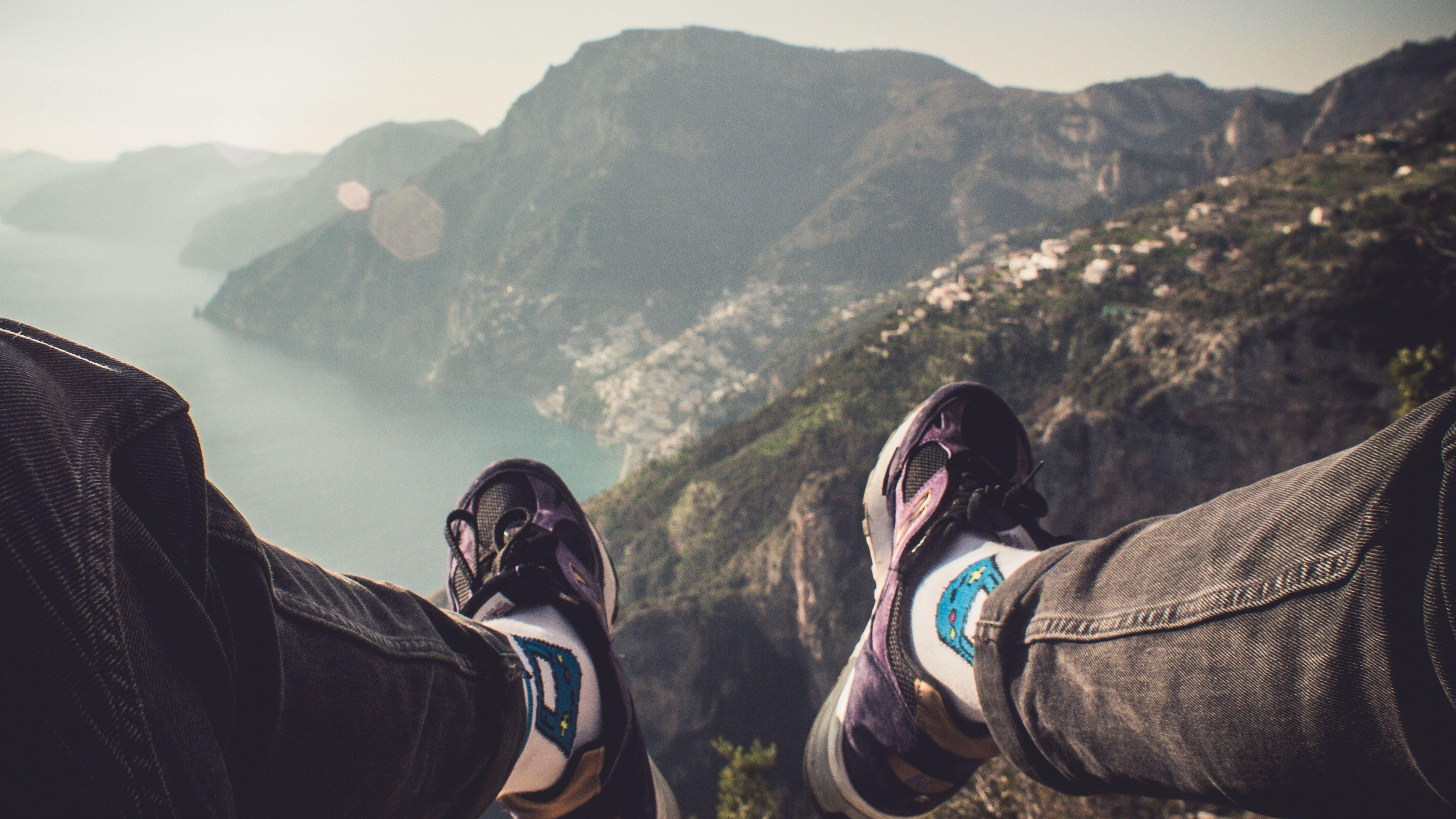 Always Buy Socks As A Trip Souvenir