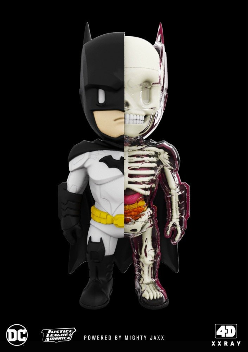New Toy Lets You Answer The Questions You've Always Had About Batman's Internal Organs