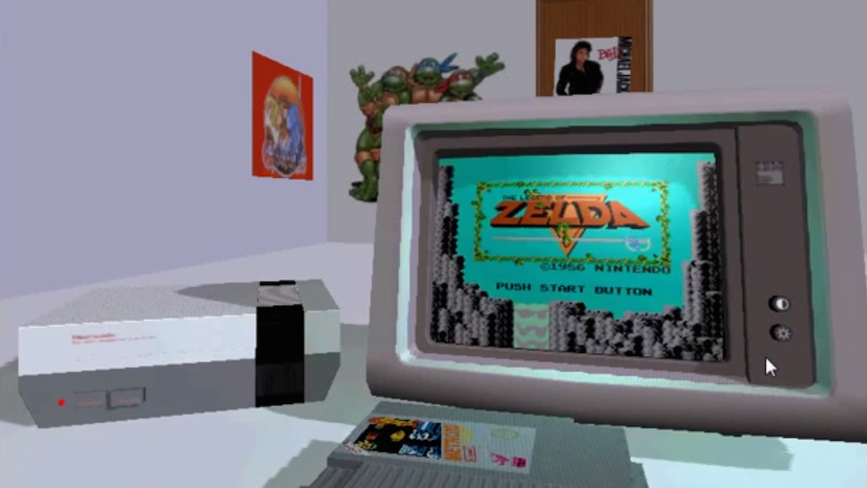 This Developer Is Rebuilding Your Childhood Bedroom For Oculus Rift