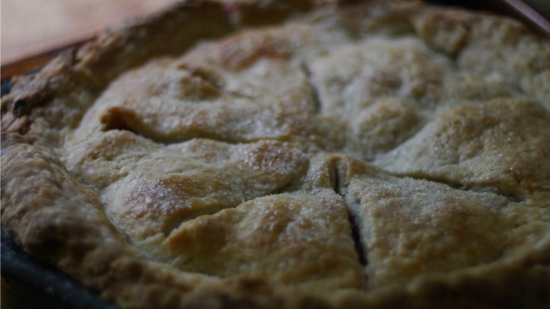 Prevent Soggy Pie Crusts With Epsom Salts