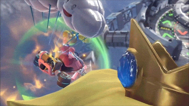 Mario Kart 8 Has Millions Of Peaches, Peaches For Me