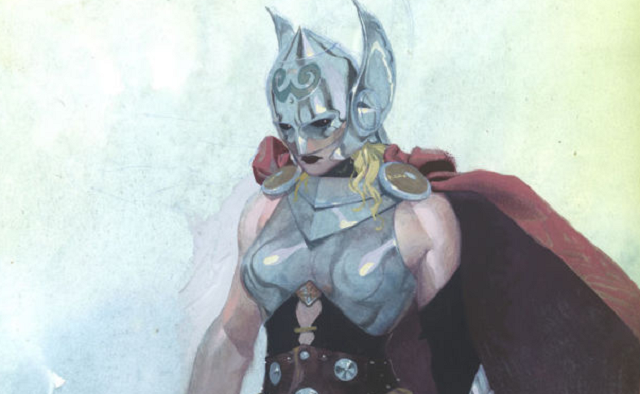 Technically, Thor Is Now A Disney Princess