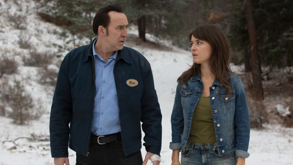 Nicolas Cage Channels His Best Deranged Cop In This Trailer ForThe Humanity Bureau