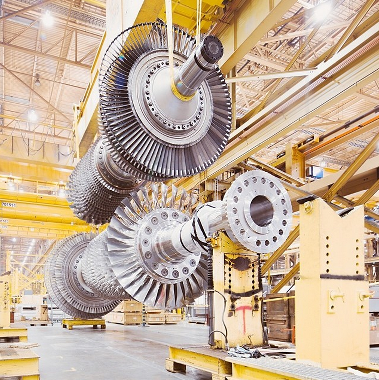 The Surprising Beauty of GE's Magnet Factories and Wind Turbines