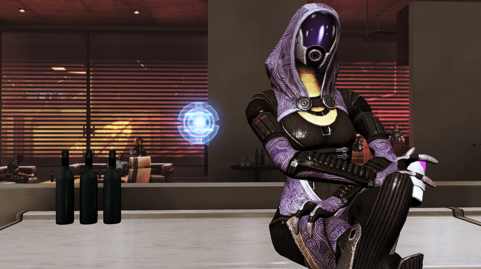 dating tali Mass Effect 2