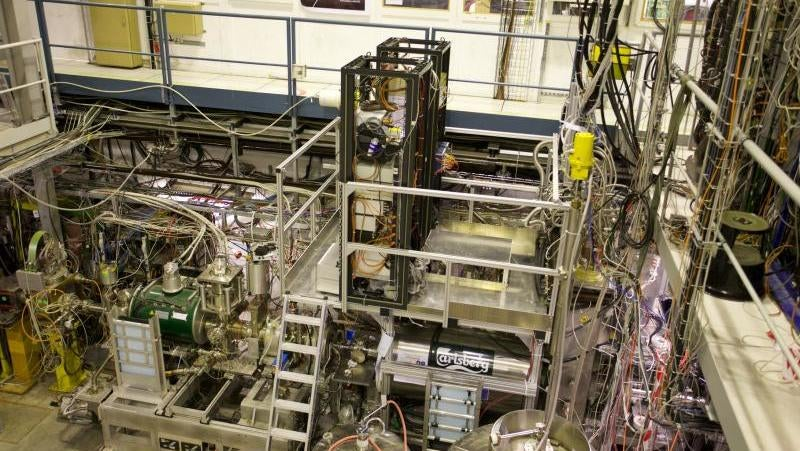 Scientists Will Soon Drop Antimatter To See How It Behaves In Gravity