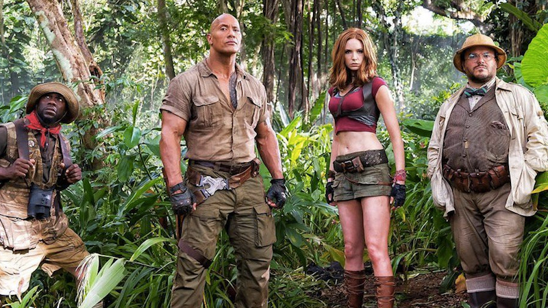 There's Only One Way The Rumoured Jumanji PlotActually Works