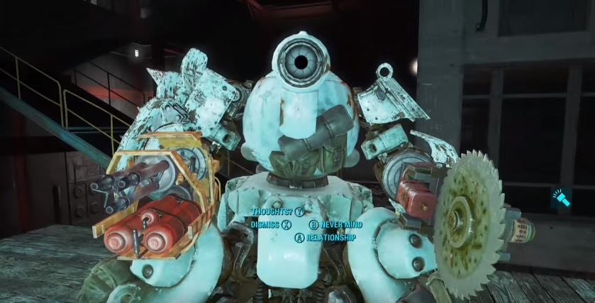 Fallout 4 Players Are Turning Codsworth Into A Monster In The New DLC