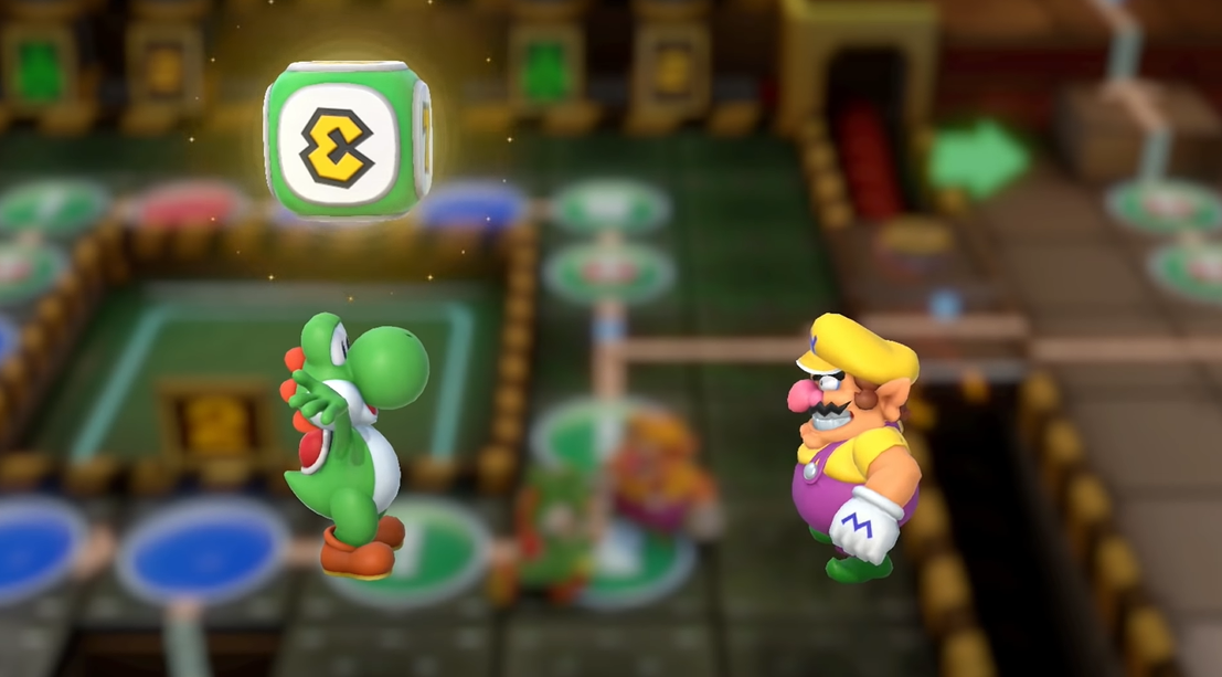 Someone Did The Maths On Which Dice Are The Best In Super Mario Party