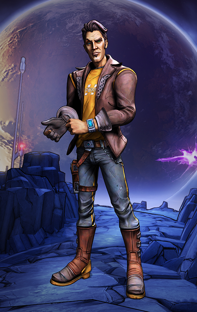 Borderlands: The Pre-Sequel DLC Lets You Play As Three Handsome Jacks