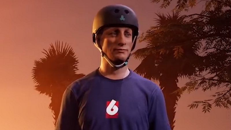 Tony Hawk's Pro Skater Remasters Will Feature Aged Skaters