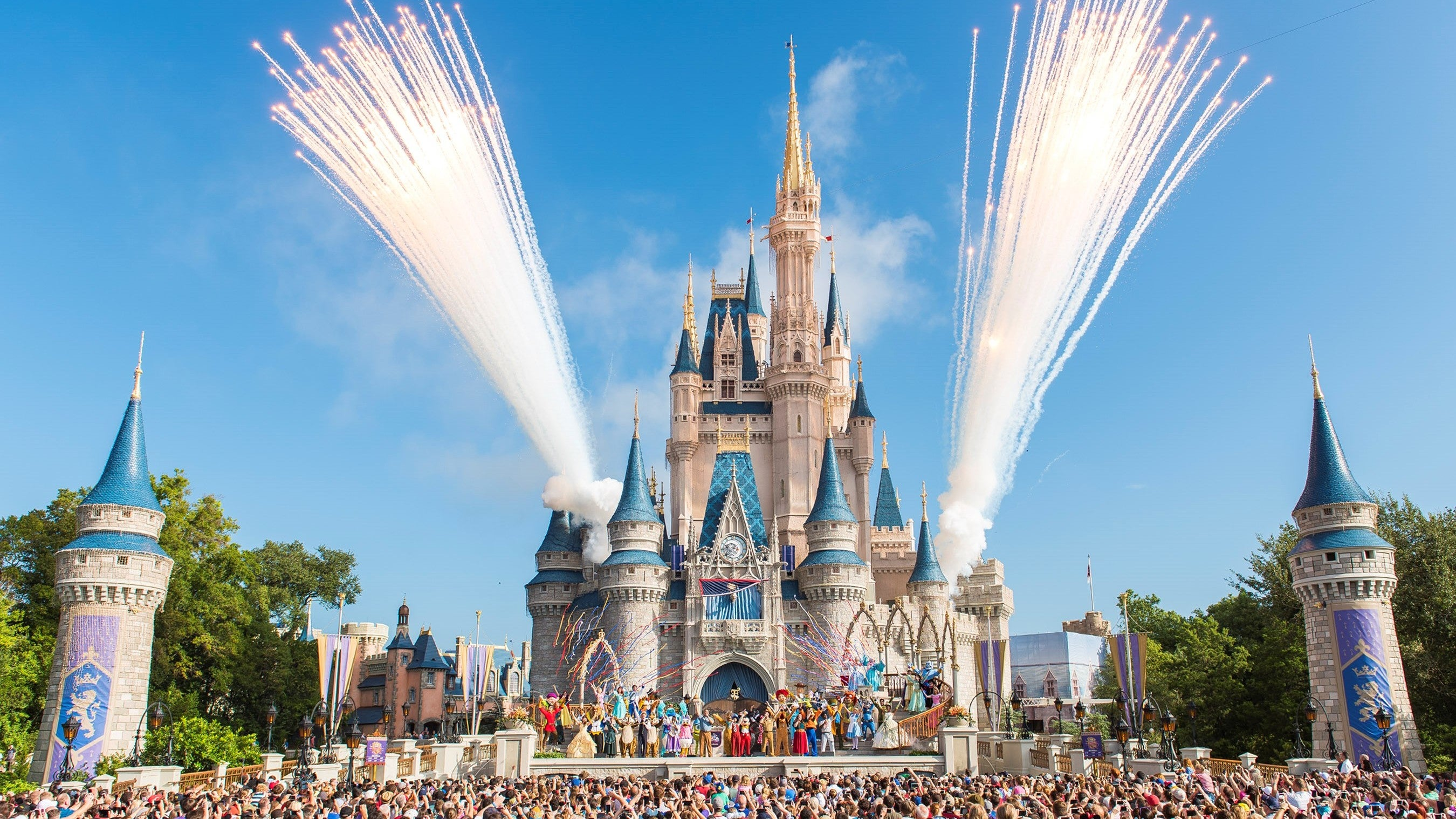 The Urban Legend About Scattering Human Ashes At Disney Is True, And It's Worse Than We Thought