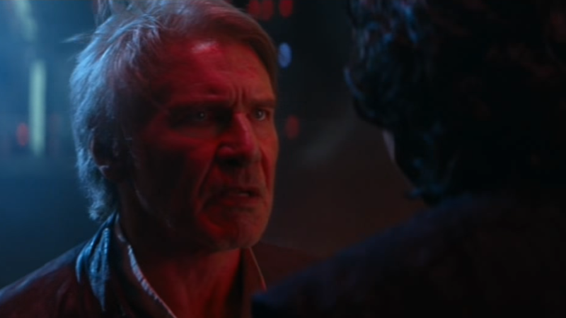 Mark Hamill Had A Great Idea For Getting Luke And Han Together In The Force Awakens