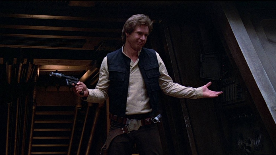 Hokey Religion Is No Match For This Authentic Han Solo Blaster Auction, Kid