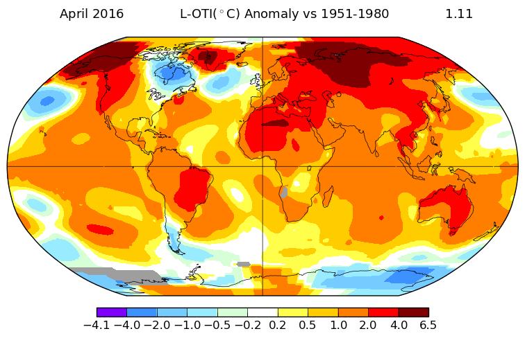 Could La Niña Break Our Global Hot Streak?