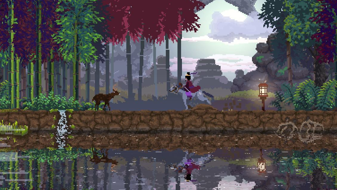 Kingdom Two Crowns Doesn't Feel Like A Sequel But It's Still A Great Minimalist Strategy Game
