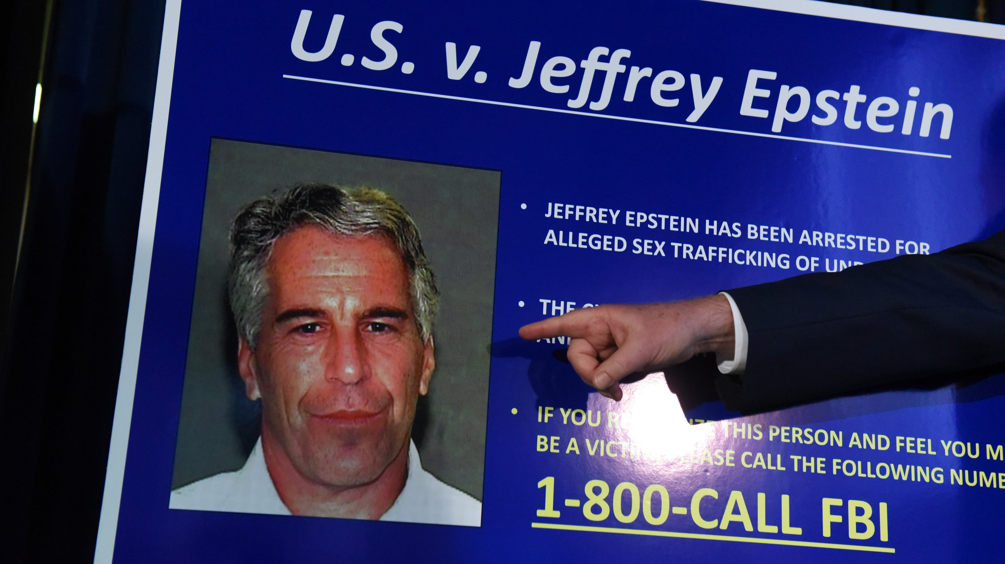 Jeffrey Epstein Wanted His Head And Penis Preserved For The Future