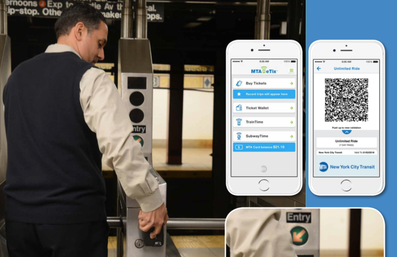 NYC's Subway Will Get Wi-Fi, USB Chargers, and Mobile Tickets by the End of the Year