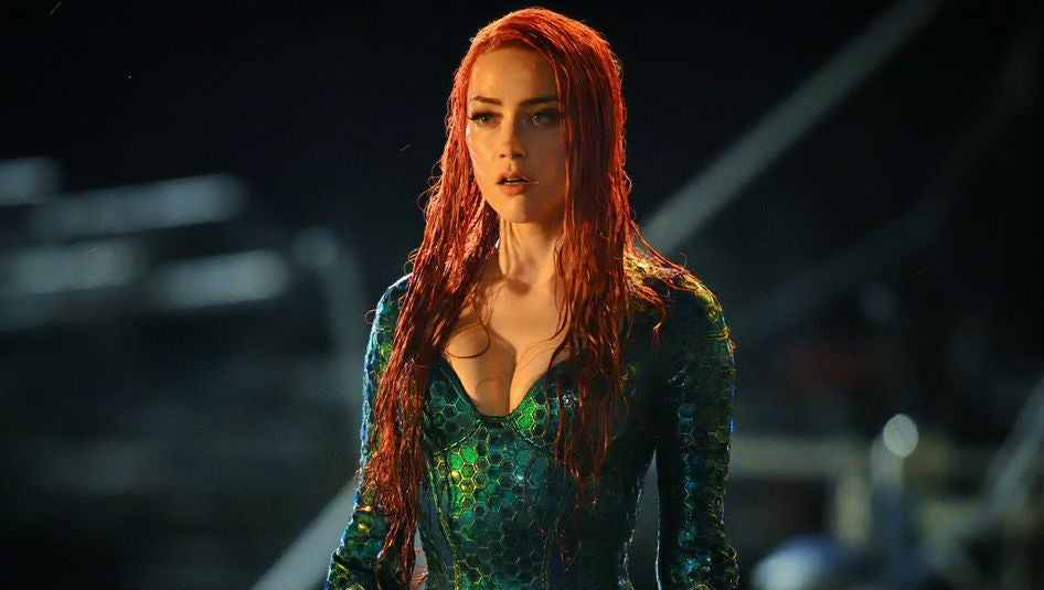 Mera's Outfit InAquaman Is Mermaid-y As Hell