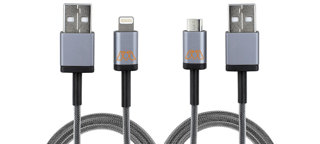 Your Phone Will Break Before These Fortified Charging Cables Do