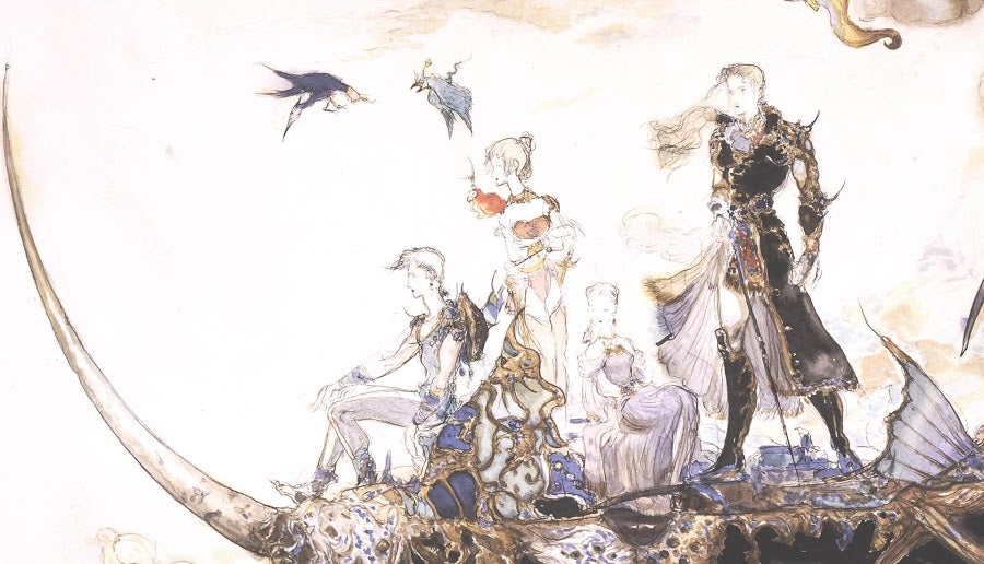 Final Fantasy V Reminds Me Of What I Loved About The Series