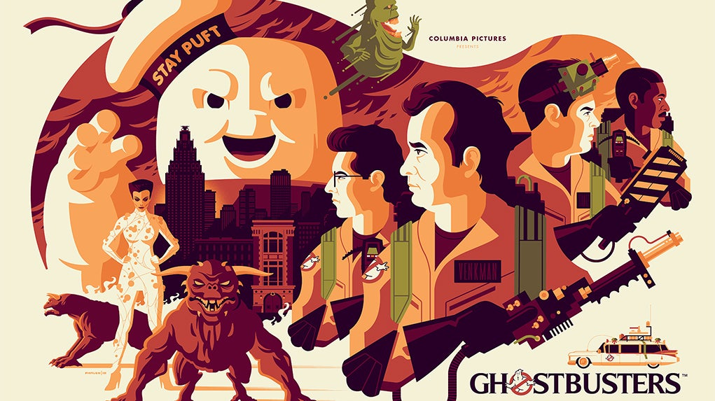 Mondo's First Ghostbusters Poster Ever Is Coming To San Diego Comic-Con