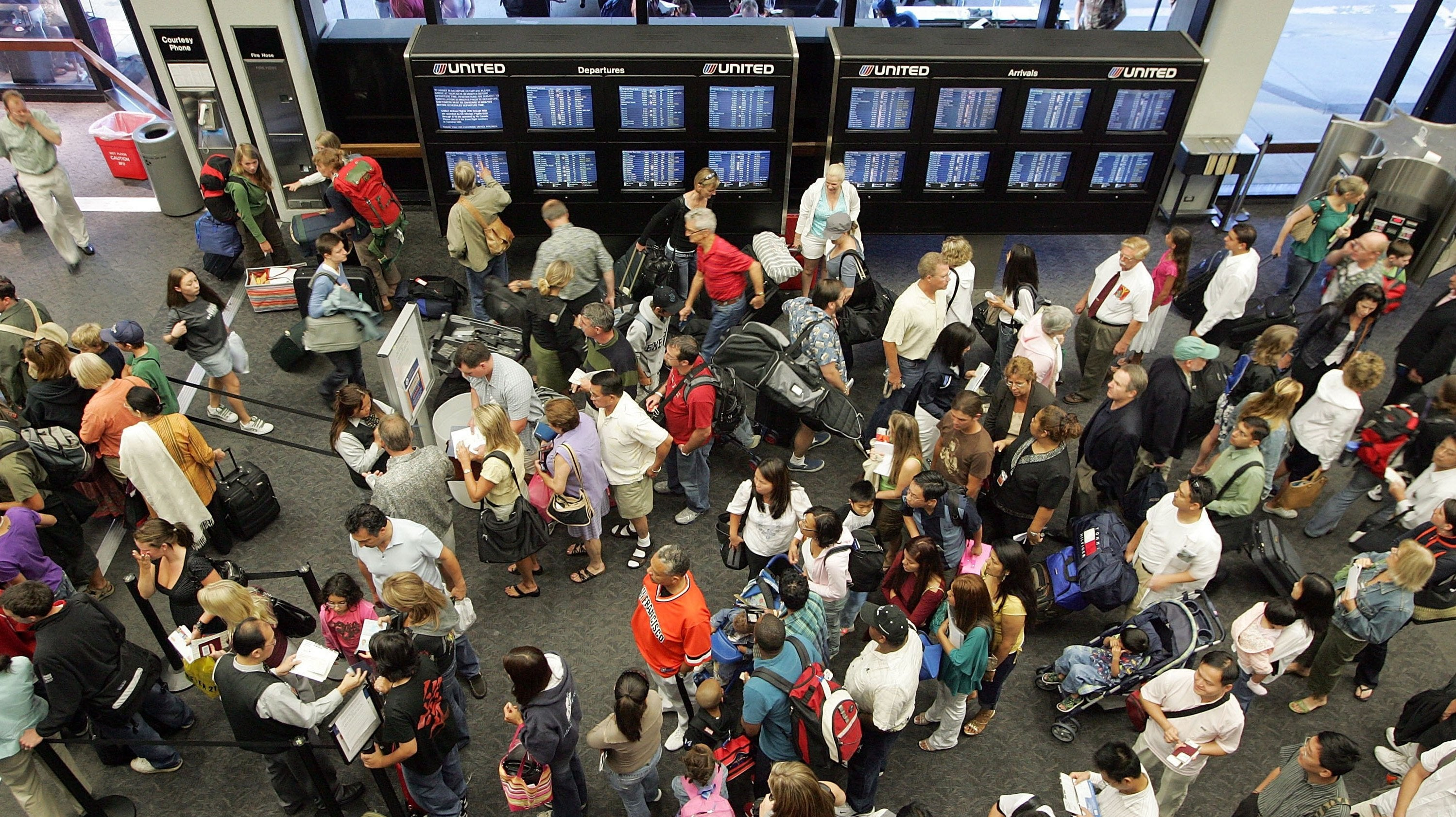The US Airports Most Likely To Cancel Your Flight