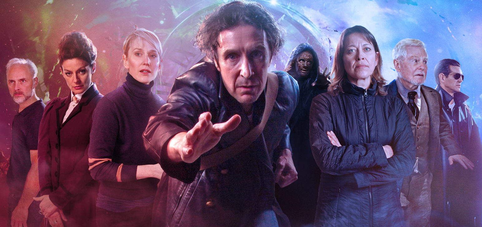 Paul McGann's Latest Doctor Who Adventure Doesn't Have One Master, But Four