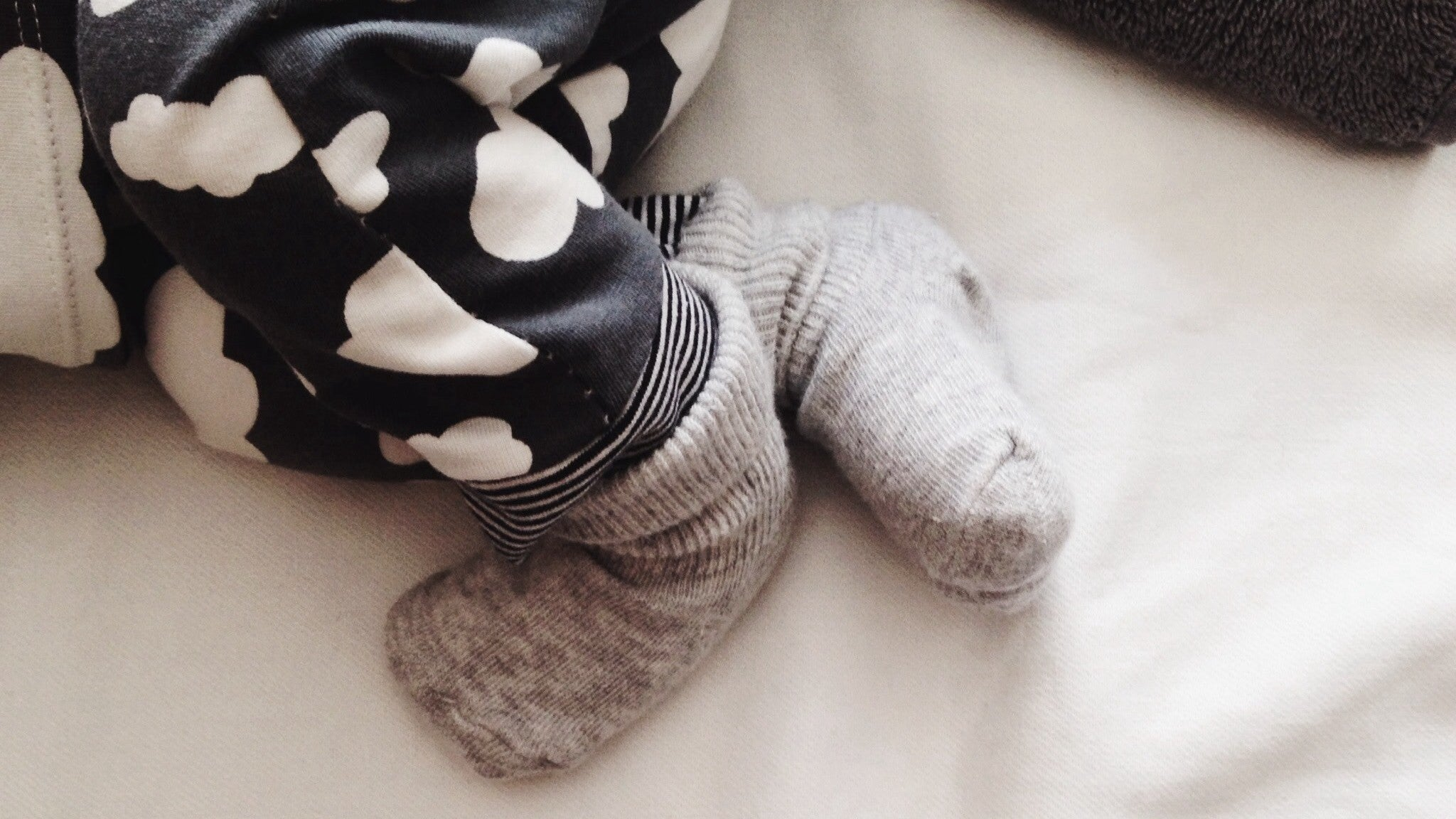 Cover Your Breast Pump Bottle With A Baby Sock