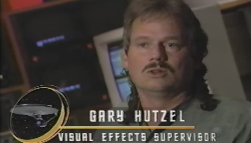 RIP Gary Hutzel, the Man Who Made Starships