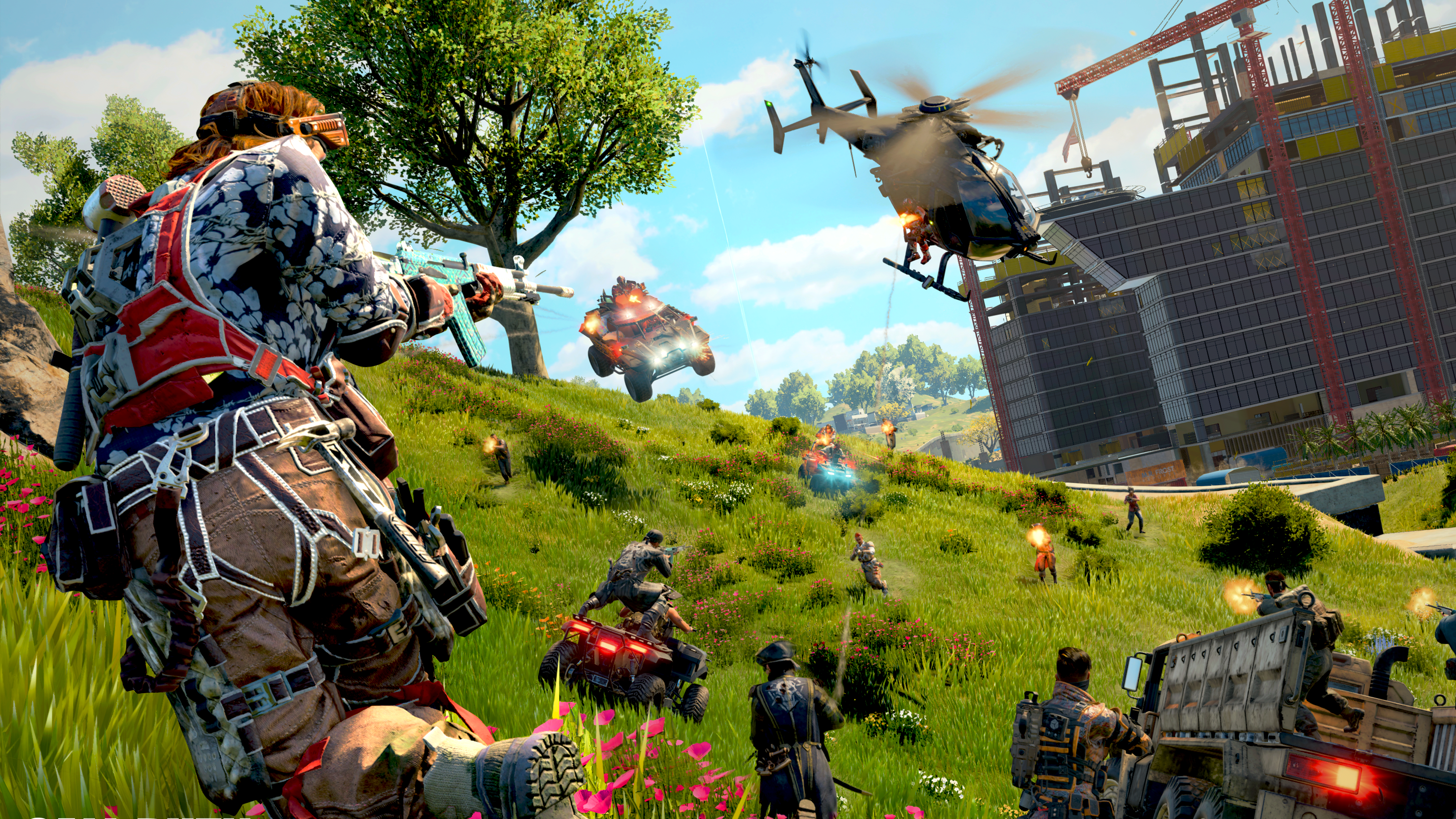 Black Ops 4's Blackout Mode Is Starting To Feel Pay-To-Win