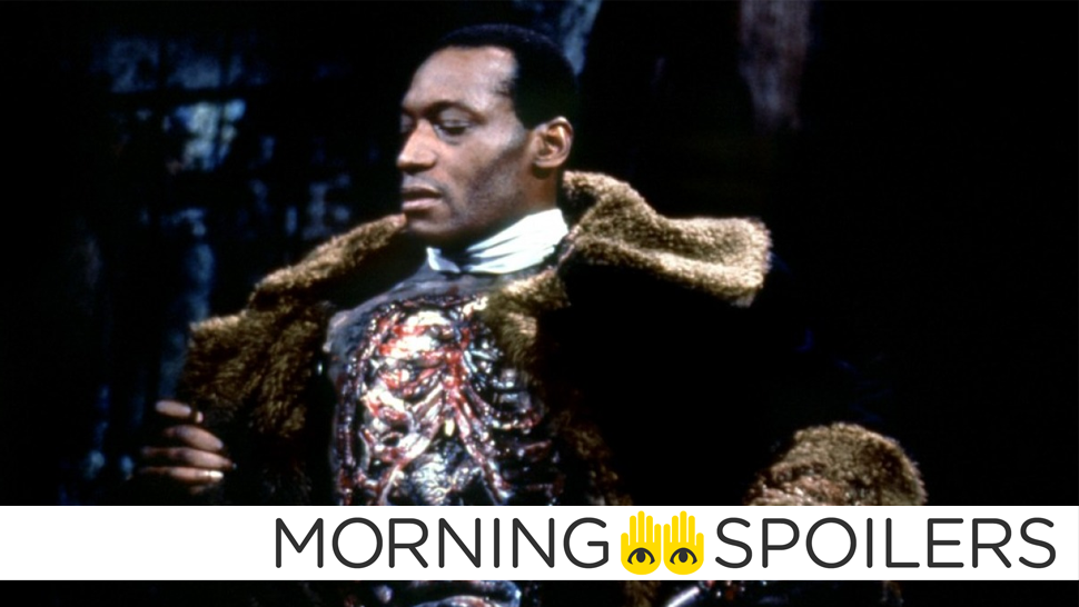 Tony Todd Teases His Involvement In The New Candyman
